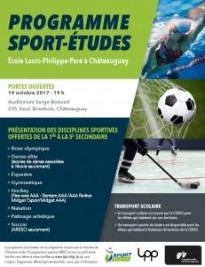 Programme Sport-études LPP_CSDGS_2017-10-11
