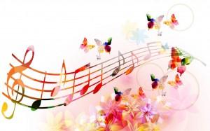 musique colorée