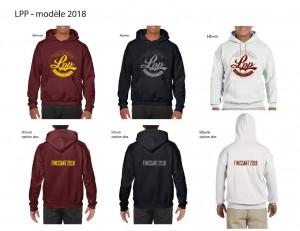 Modèles vêtements