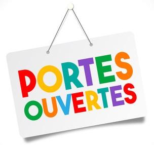 """Résultat de recherche d'images pour """"PORTES OUVERTES ECOLES"""""""